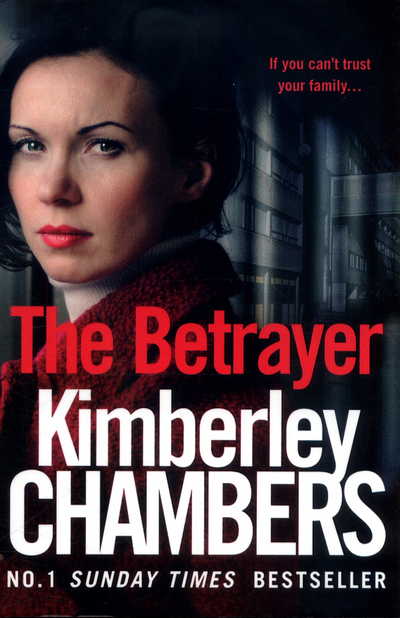 Cover of The Betrayer