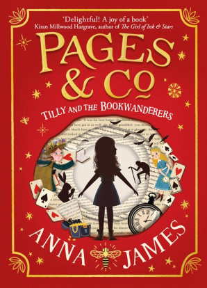 Cover of Tilly and the Bookwanderers
