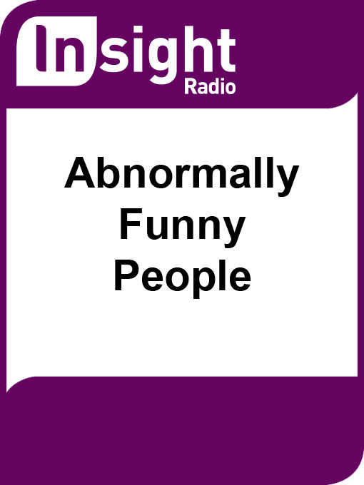 Cover of Abnormally Funny People