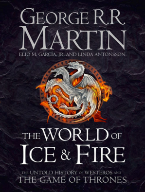 Cover of The World of Ice and Fire