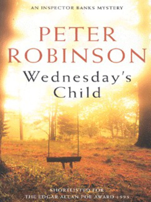 Cover of Wednesday's child