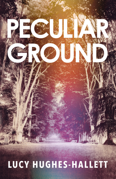 Cover of Peculiar Ground