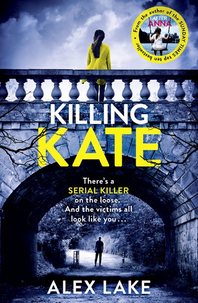 Cover of Killing Kate