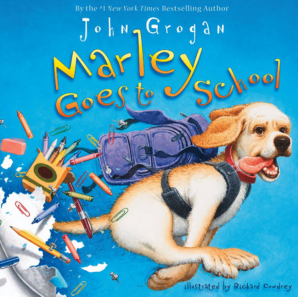 Cover of Marley Goes to School