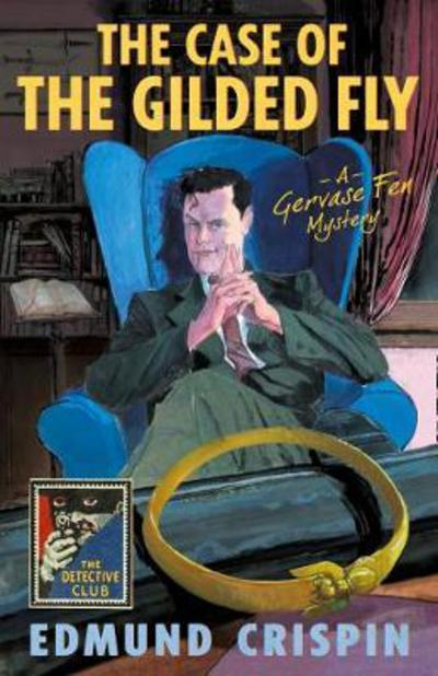 Cover of The Case of the Gilded Fly