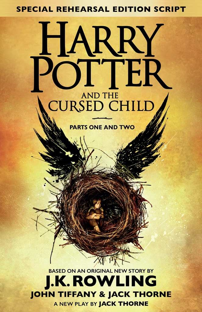 Cover of Harry Potter and the Cursed Child