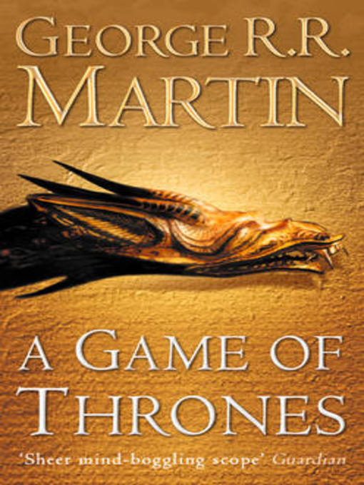 Cover of Game of thrones