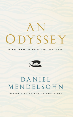 Cover of An Odyssey: A Father, A Son and an Epic