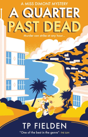 Cover of A Quarter Past Dead