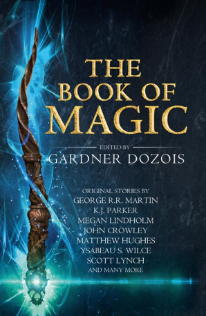 Cover of The Book of Magic