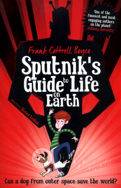 Cover of Sputnik's Guide to Life on Earth