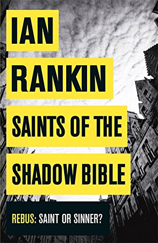 Cover of Saints of the Shadow Bible
