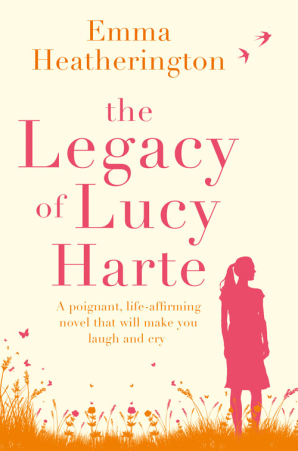 Cover of The Legacy of Lucy Harte