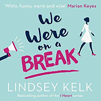 Cover of We Were on a Break