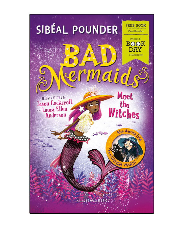 Cover of bad Mermaids Meet the Witches
