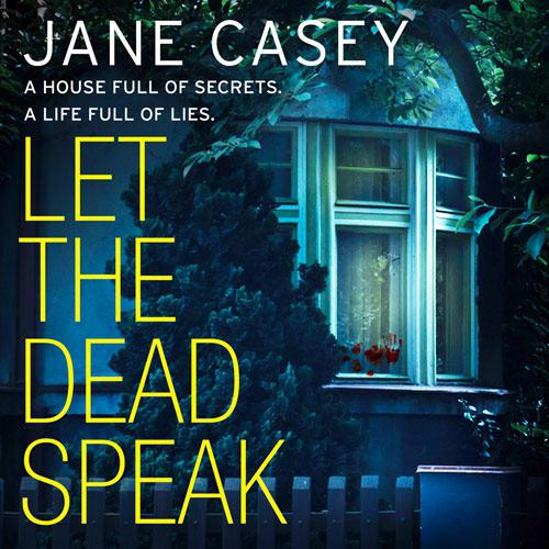 Cover of Let the Dead Speak