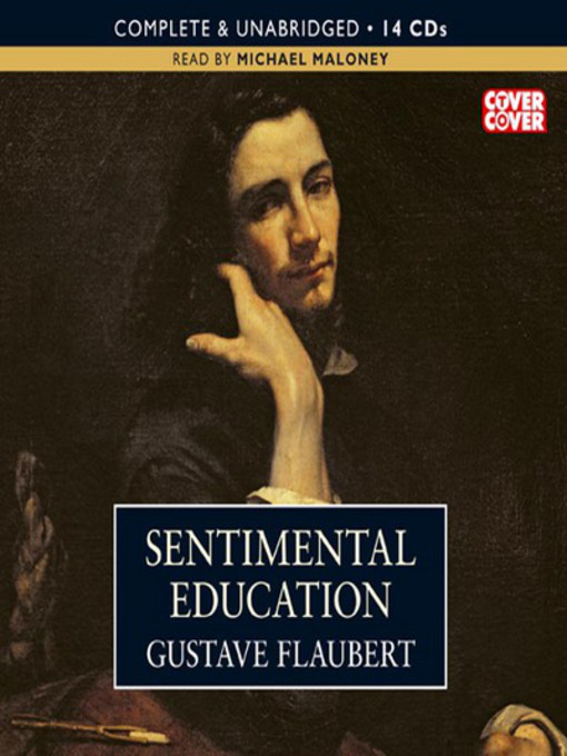 Cover of Sentimental education
