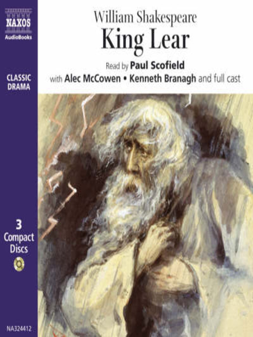 the issue of sight against blindness in the play king lear by william shakespeare King lear - theme of blindness  shakespeare's most dominant theme in his play king lear is that of blindness william shakespeare.