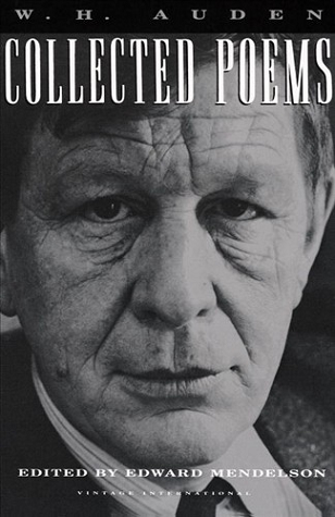 Cover of Selected Poems by WH Auden