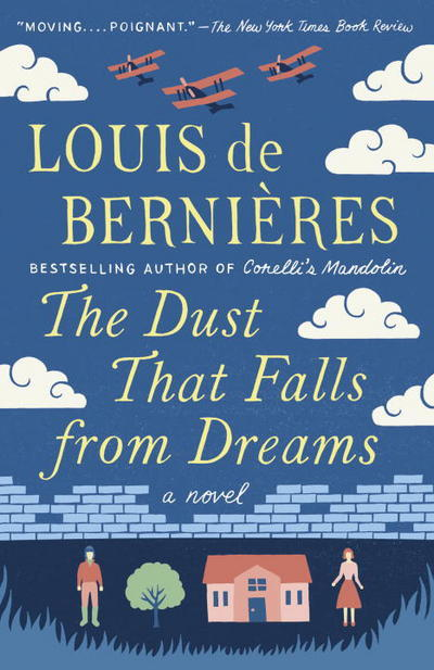 Cover of The Dust that Falls from Dreams