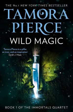 Cover image for Wild Magic
