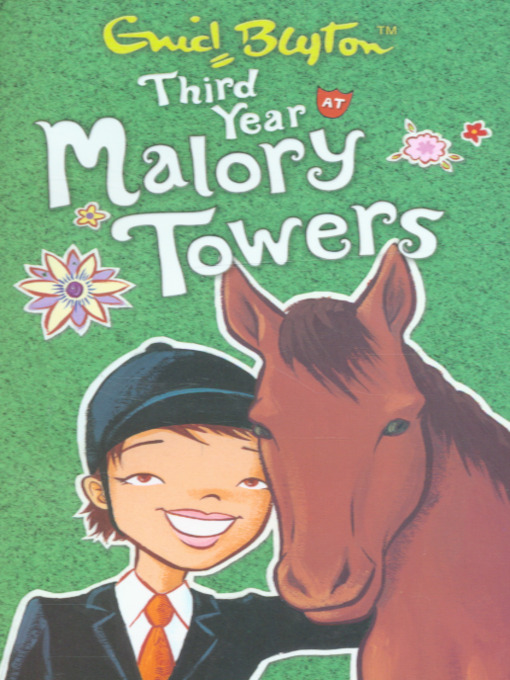Cover image for Third year at Malory Towers