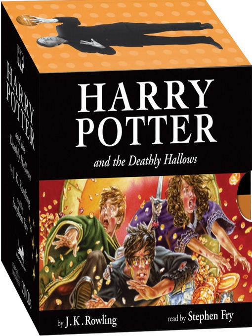 Cover of Harry Potter and the Deathly Hallows (Harry Potter Book 7)