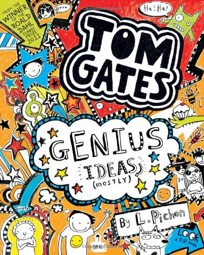 Cover image for Tom Gates: Genius Ideas (Mostly)