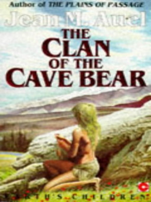 The Clan Of The Cave Bear Rnib Supporting Blind And Partially