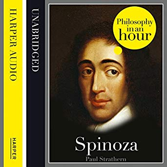 Cover of Spinoza Philosophy in an Hour