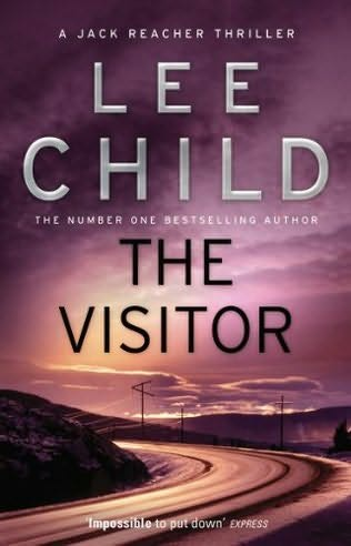 Cover of The Visitor (Jack Reacher, Book 4)