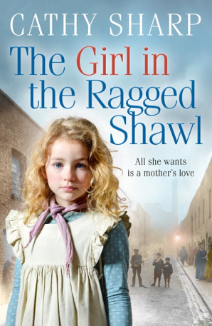 Cover of The Girl in the Ragged Shawl