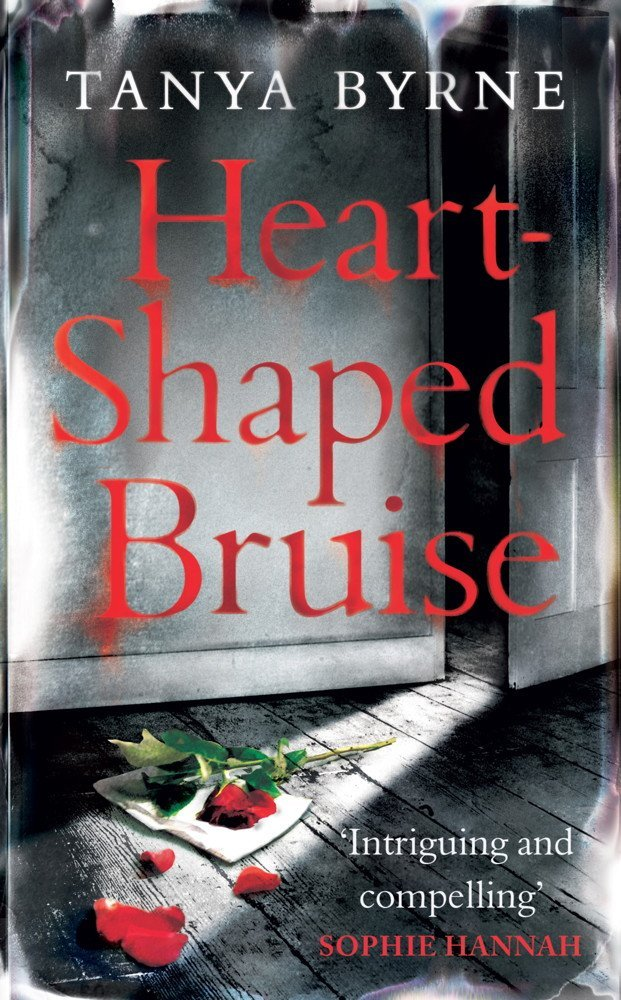 Cover of Heart-Shaped bruise