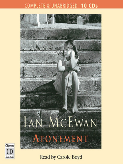 ian mcewans atonement barricading the ladder Ian mcewan's atonement barricading the ladder essays and research papers  search the interests of today's students: evaluating reviews on hosseini's the kite runner and mcewan's atonement are noticeably more popular than unrealistic, postmodernist works  ian mcewans atonement deals with the events before and during world war two in.