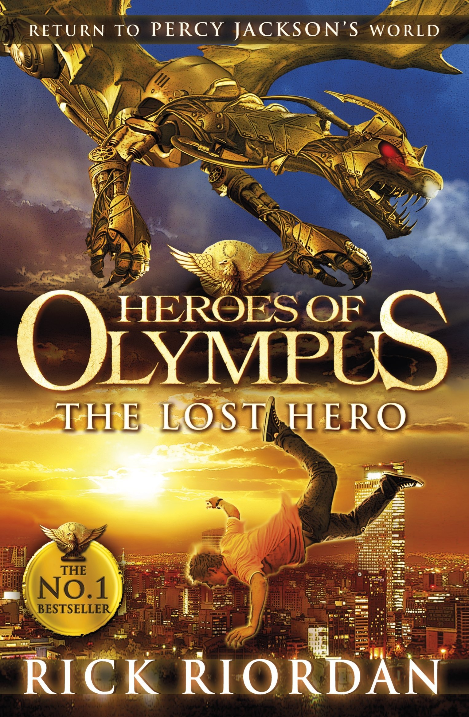 Heroes Of Olympus The Lost Hero Rnib Supporting Blind And