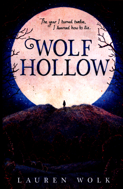 Cover of Wolf Hollow