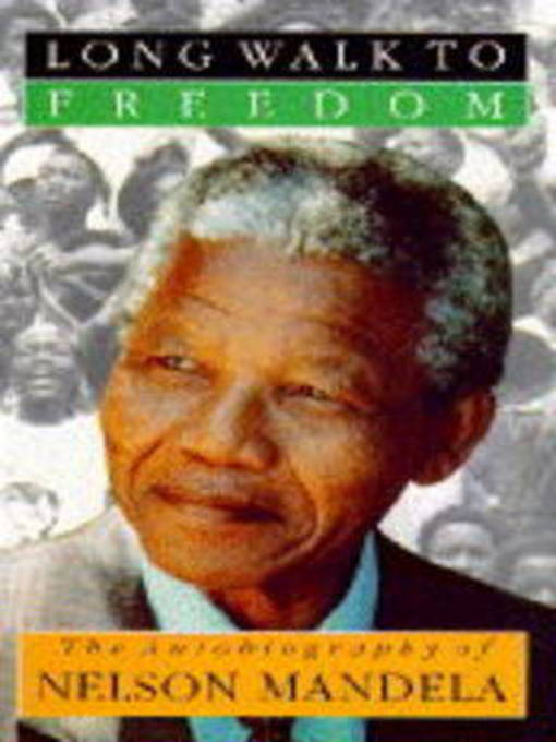 Cover image for Long walk to freedom