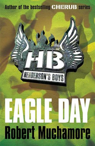 Cover of Henderson's Boys: Eagle Day