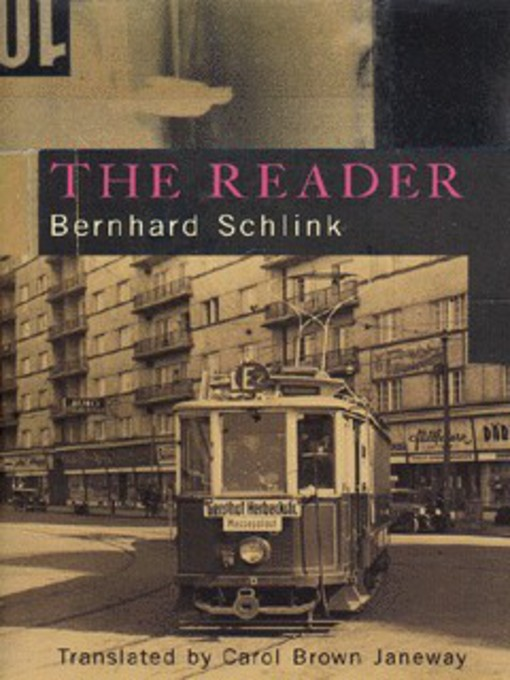 reader bernard schlink post ww2 germany Based on the award-winning book by bernhard schlink the reader is an extraordinary provocative and controversial story set in post-world war ii germany it starts when 15-year-old michael (david kross) becomes ill with scarlet fever and is helped home by sympathetic woman named hanna (kate winslet.