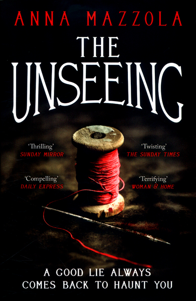 Cover of The Unseeing