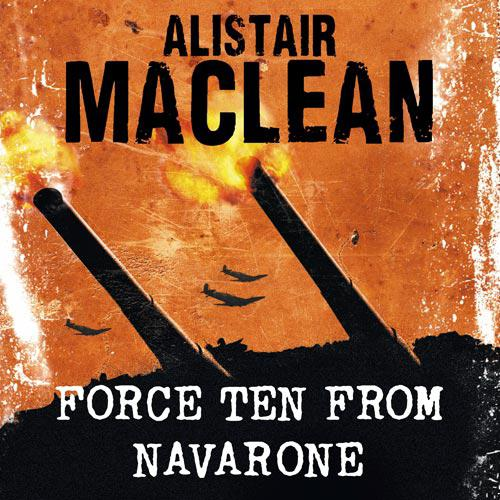 Cover of Force Ten from Navarone