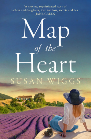 Cover of Map of the Heart
