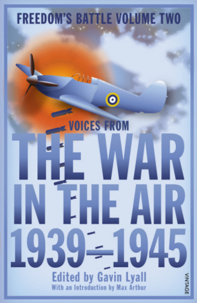 Cover of The War in the Air 1939-45
