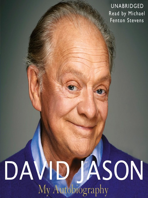 Cover of David Jason: My Life
