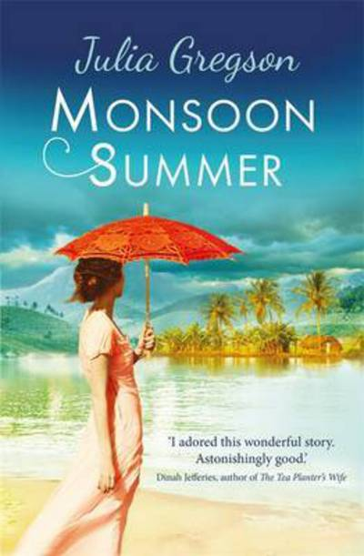 Cover of Monsoon Summer