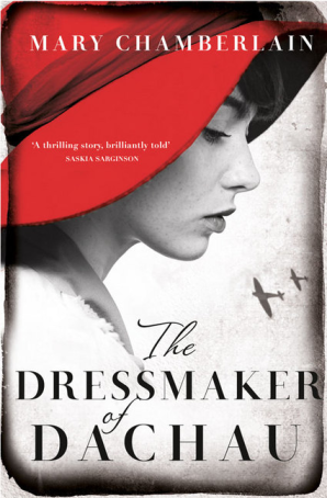 Cover of The Dressmaker of Dachau