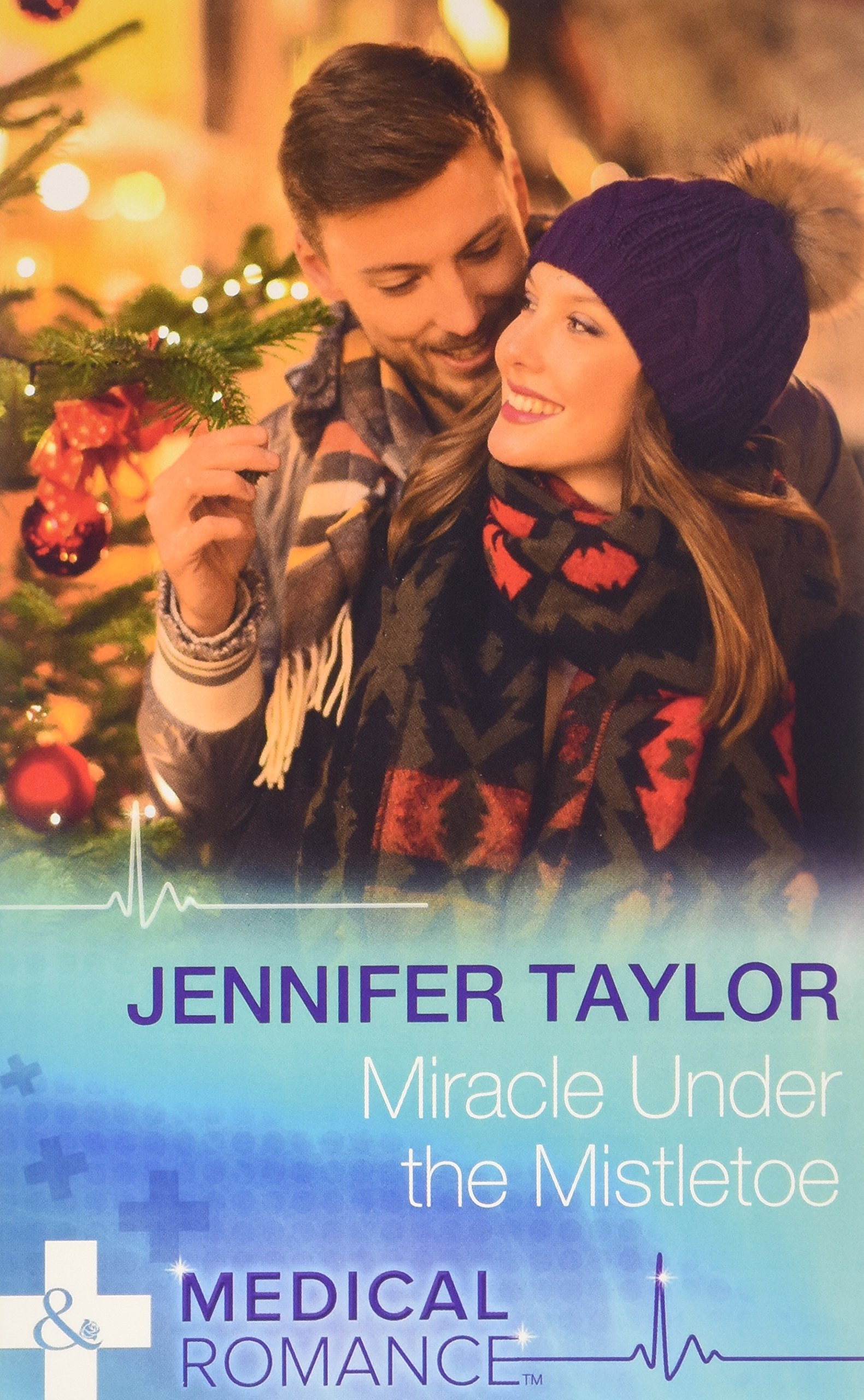 Cover of Miracle Under the Mistletoe
