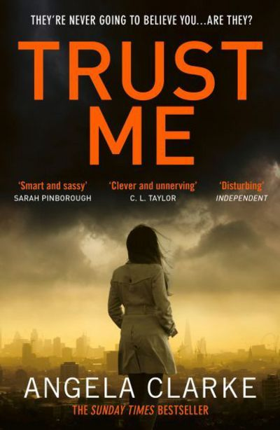 Cover of Trust Me