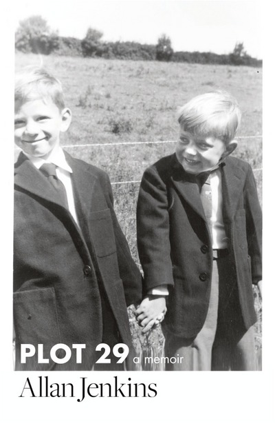 Cover of Plot 29: A Memoir