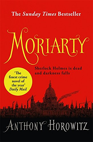 Cover image for Moriarty